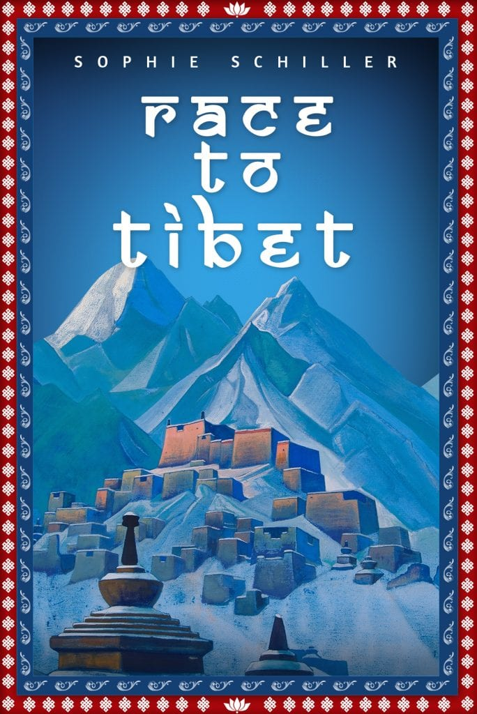 "Blog Book Tour | ""Race to Tibet"" by Sophie Schiller"
