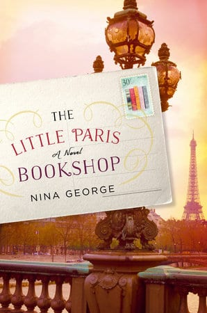 "Book Review | ""The Little Paris Bookshop"" by Nina George #BloggingForBooks"