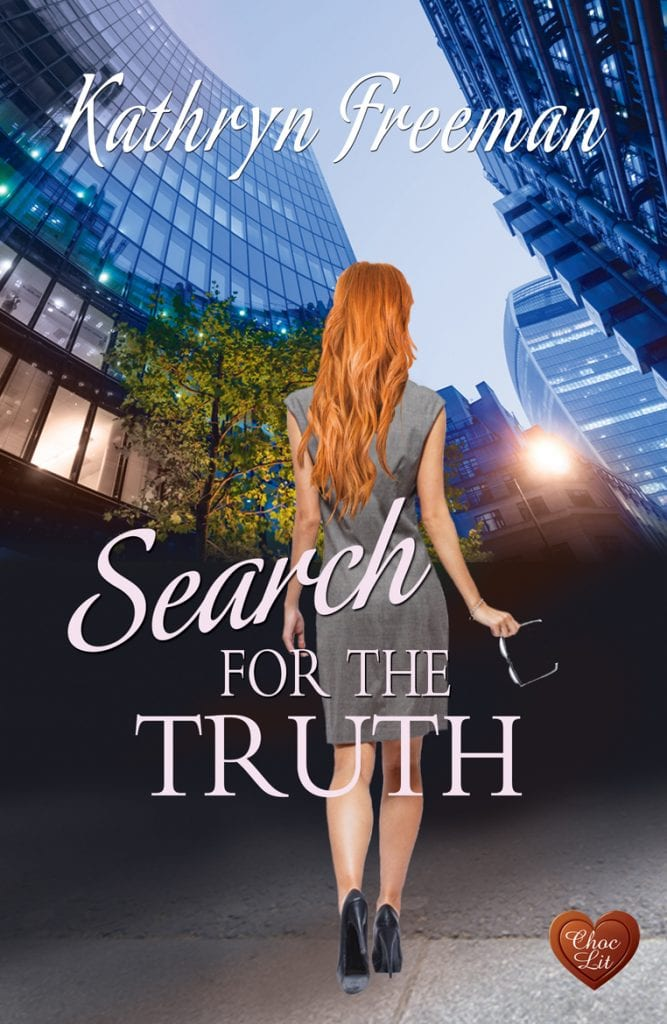"Book Review | ""Search for the Truth"" by Kathryn Freeman #ChocLitSaturdays"