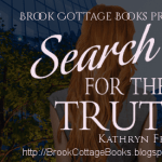 Search for the Truth blog tour via Brook Cottage Book Tours