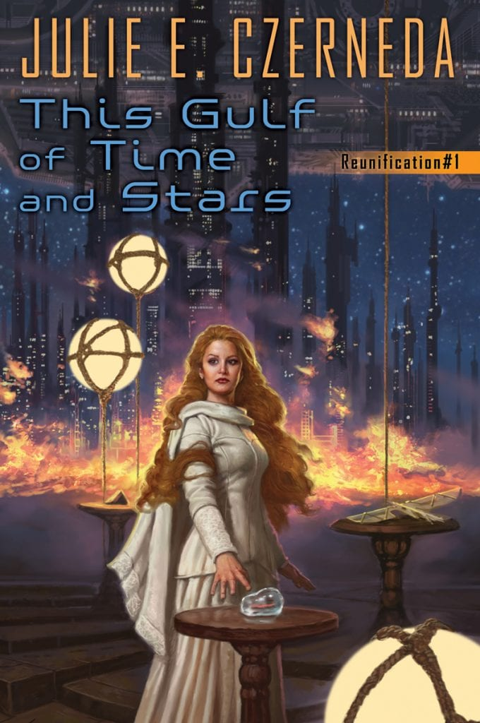 "Book Review | #whoaretheclan | ""This Gulf of Time and Stars"" (Book No.1 of the Reunification trilogy) by Julie E. Czerneda #FuellYourSciFi with Jorie!"