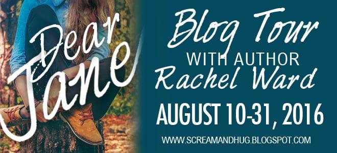 Dear Jane blog tour via Cedar Fort Publishing & Media.