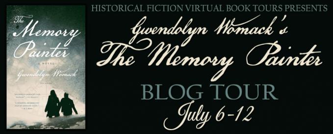 The Memory Painter blog tour via HFVBTs