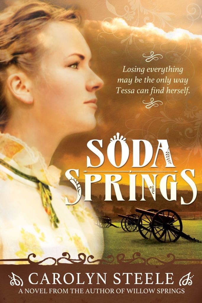 "Blog Book Tour | For Steele's sophomore release (""#SodaSprings"") she's knit us inside a wicked lovely Western where Hope guides the characters towards redeeming the Light of their lives!"