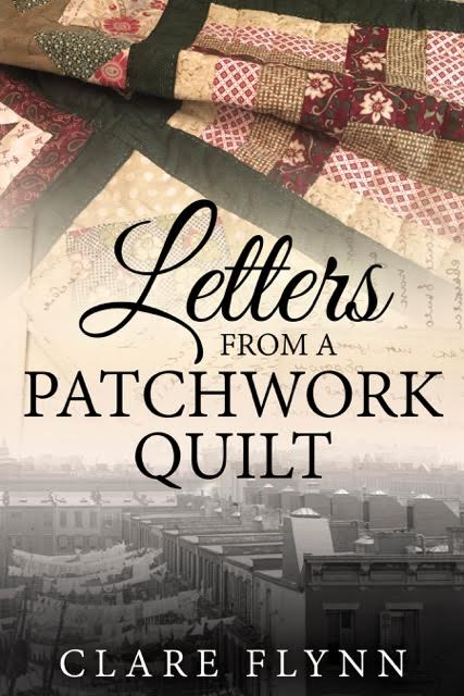 "Blog Book Tour | ""Letters from a Patchwork Quilt"" by Clare Flynn"