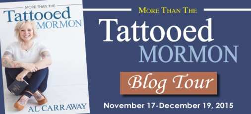More than the Tattooed Morman blog tour by Cedar Fort Publishing & Media