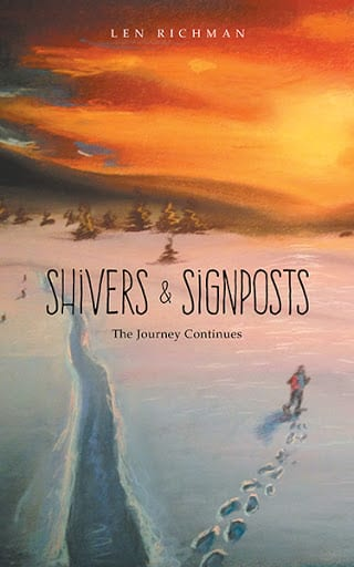 "Book Review | ""Shivers and Signposts: The Journey Continues"" by Len Richman"