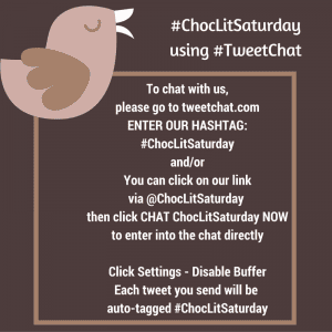 TweetChat tutorial created by Jorie in Canva.