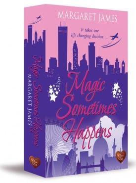 Magic Sometimes Happens by Margaret James