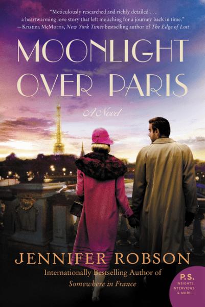 "Blog Book Tour | ""Moonlight Over Paris"" by Jennifer Robson"