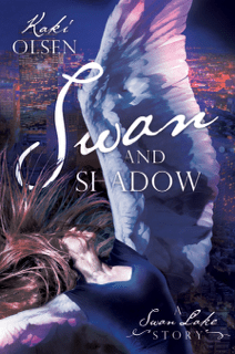 Swan and Shadow by Kaki Olsen