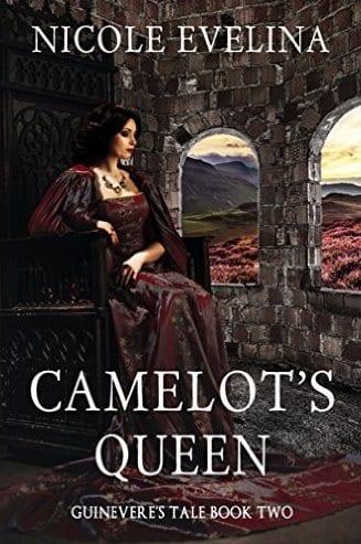 "Blog Book Tour | ""Camelot's Queen"" (Guinevere's Tale, No. 2) by Nicole Evelina #HistFantasy"