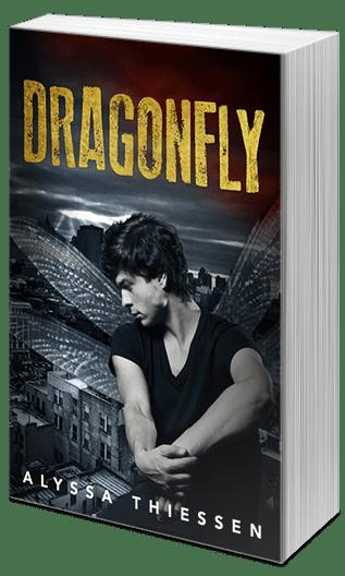 """Blog Book Tour   """"Dragonfly"""" by Alyssa Thiessen"""