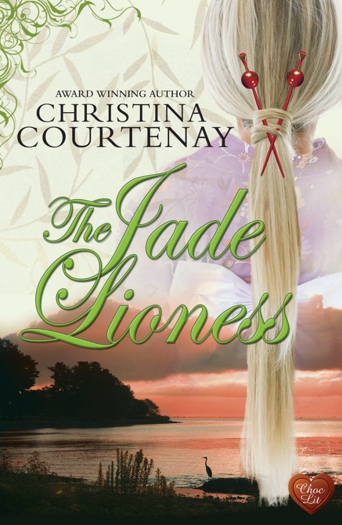 The Jade Lioness by Christina Courtenay