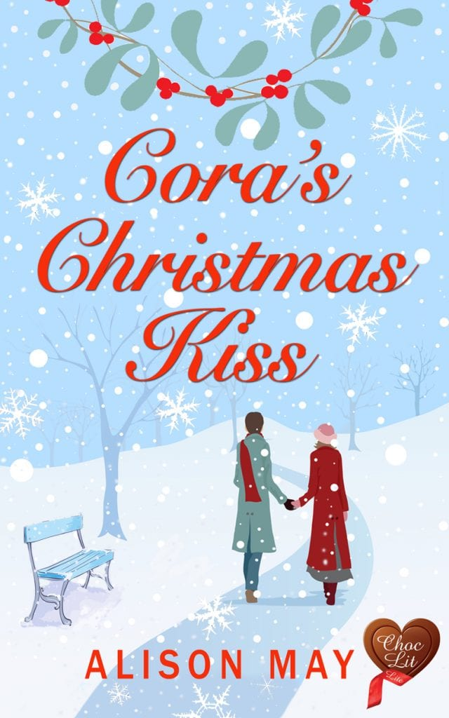 Cora's Christmas Kiss by Alison May