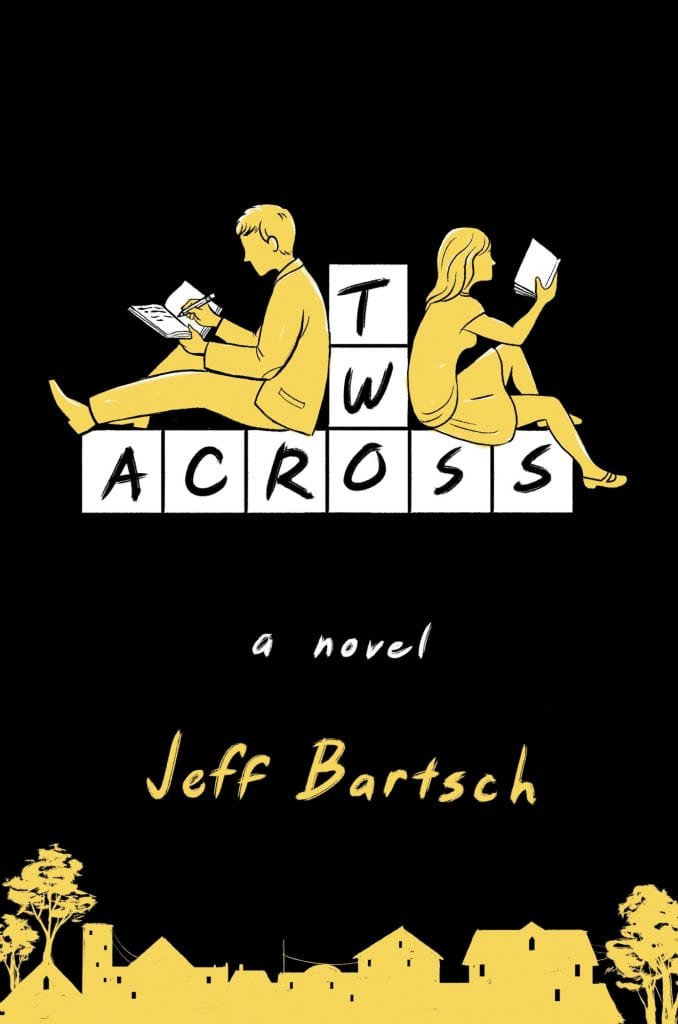 "#PubDay Book Review | ""Two Across"" by Jeff Bartsch A Contemporary Rom feat. crossword puzzles! Jorie was smitten at first sight of the plot!"