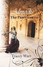 """Book Review   """"Almodis: The Peaceweaver"""" by Tracey Warr My first EPIC historical novel from Impress Books!"""