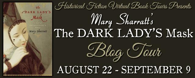 The Dark Lady's Mask blog tour via HFVBTs.