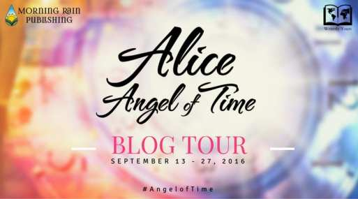 Angel of Time blog tour via Writerly Yours PR.