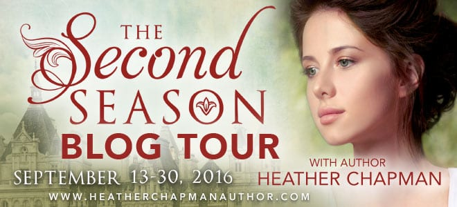 The Second Season blog tour hosted by Cedar Fort Publishing & Media