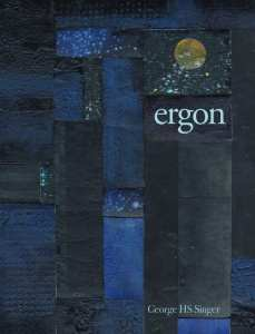 "Blog Book Tour | ""ergon"" by George HS Singer #poetry collection"