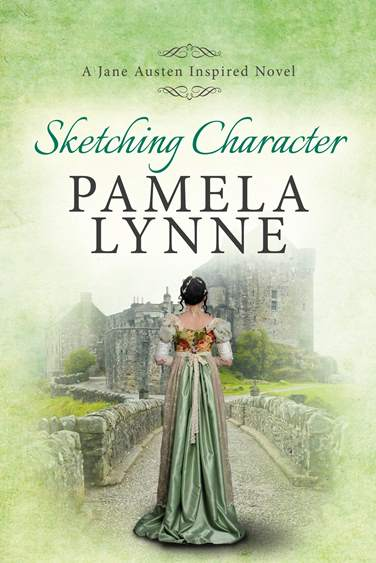 "Blog Book Tour | ""Sketching Character"" (A #JaneAusten Inspired Novel) by Pamela Lynne A story that delighted me outright as being the perfect companion to my beloved ""Pride and Prejudice""!"