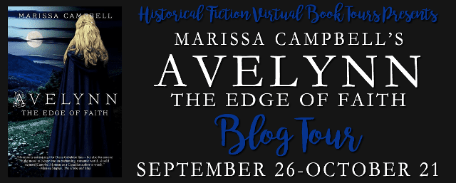The Edge of Faith blog tour via HFVBTs