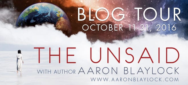 The Unsaid blog tour via Cedar Fort Publishing & Media
