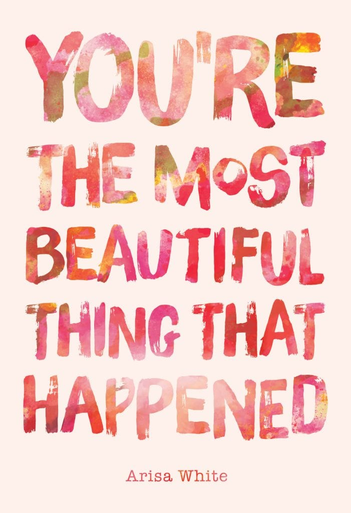 "Blog Book Tour | ""You're the Most Beautiful Thing that Happened"" by Arisa White #poetry collection"