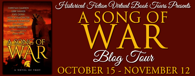 A Song of War blog tour via HFVBTs