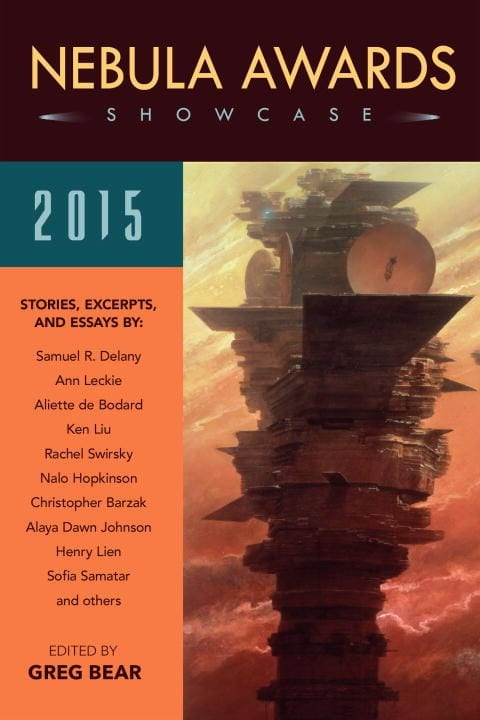 "SFN: Book Review | ""Nebula Awards Showcase 2015"" (edited by) Greg Bear #RRSciFiMonth"