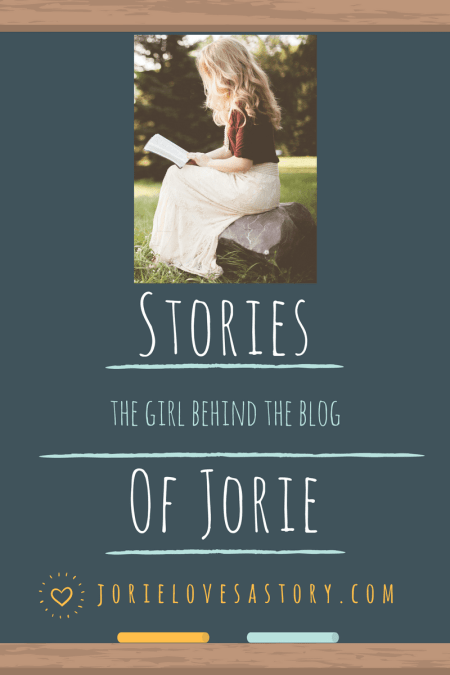 Stories of Jorie Banner created by Jorie in Canva using Unsplash.com photography. (Creative Commons Zero)