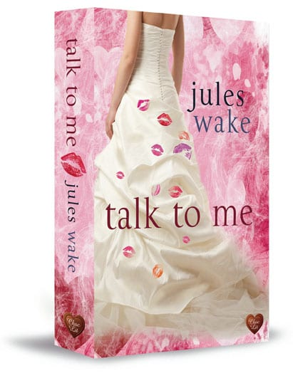 "Book Review | ""Talk to Me"" by Jules Wake A Contemporary RomCom you won't want to put down! #ChocLitSaturdays"
