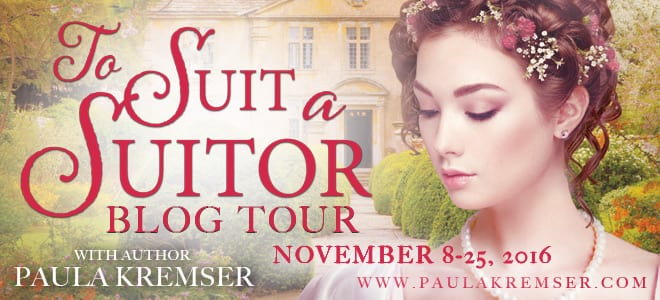 To Suit a Suitor blog tour via Cedar Fort Publishing & Media