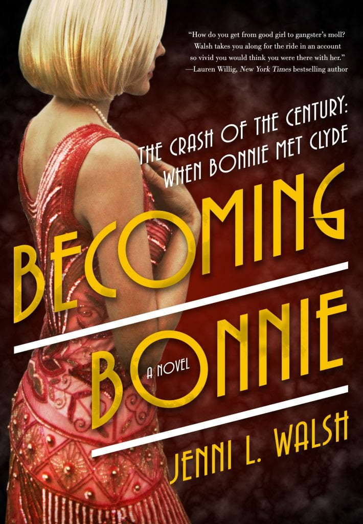"#BonnieAndClydeVersary | Featuring two excerpts from debut novel""Becoming Bonnie"" by Jenni L. Walsh which is a Biographical Historical Fiction novel about 'Bonnie before she met Clyde'!"