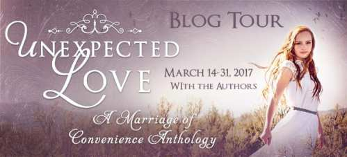 Unexpected Love (anthology) blog tour via Cedar Fort Publishing & Media