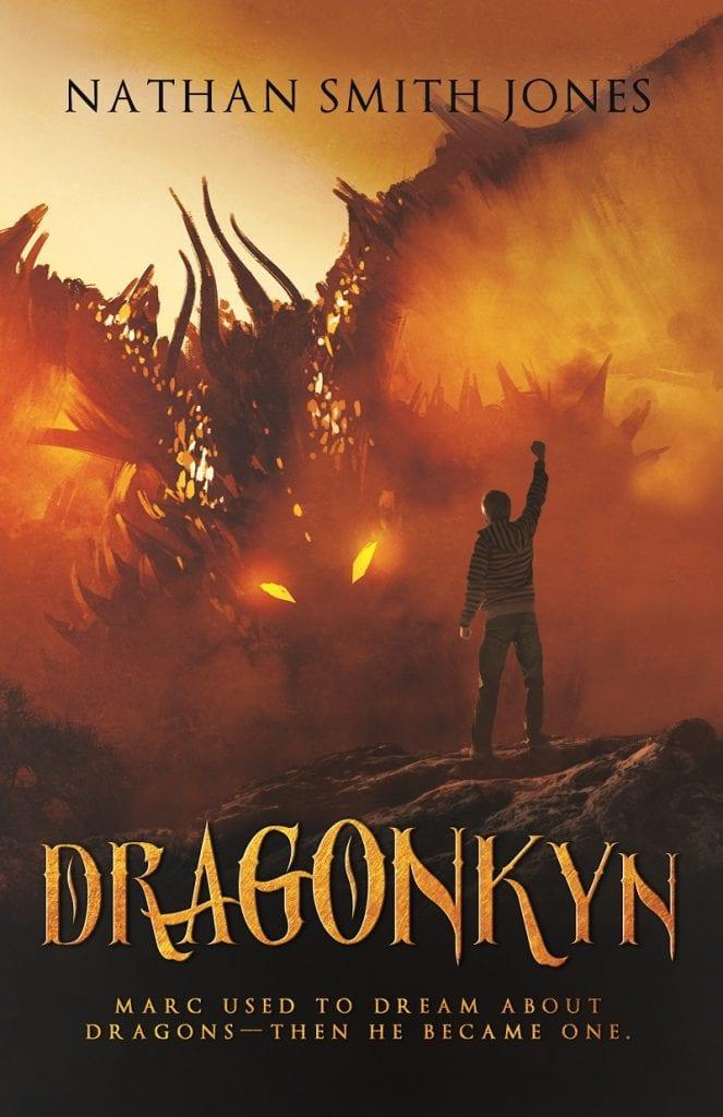 "Blog Book Tour | ""Dragonkyn"" by Nathan Smith Jones"
