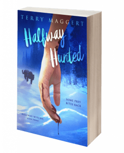 "Audiobook Review | ""Halfway Hunted: Halfway Witchy, No.3"" by Terry Maggert, narrated by Erin Spencer"