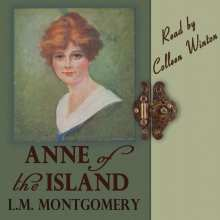 Anne of the Island by LM Montgomery, narrated by Colleen Winton produced by Post Hypnotic Press.
