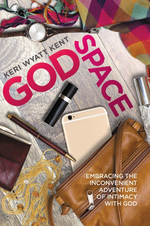 "Non-Fiction Book Review | ""Godspace: Embracing the Inconvenient Adventure of Intimacy with God"" by Keri Wyatt Kent"