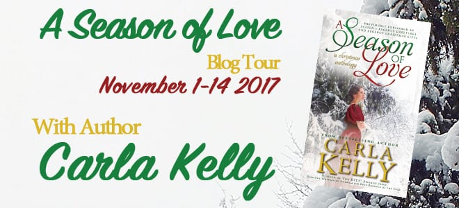A Season of Love blog tour via Cedar Fort Publishing and Media