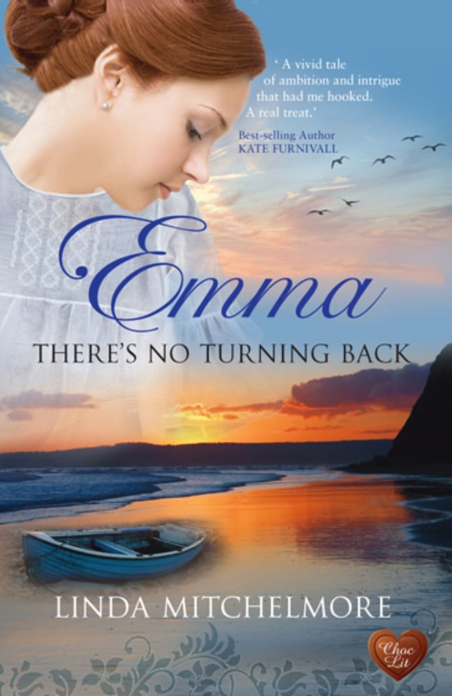 "#ChocLitSaturdays | Book Review ""Emma: There's No Turning Back"" (Book No. 2 of Emma series) by Linda Mitchelmore"