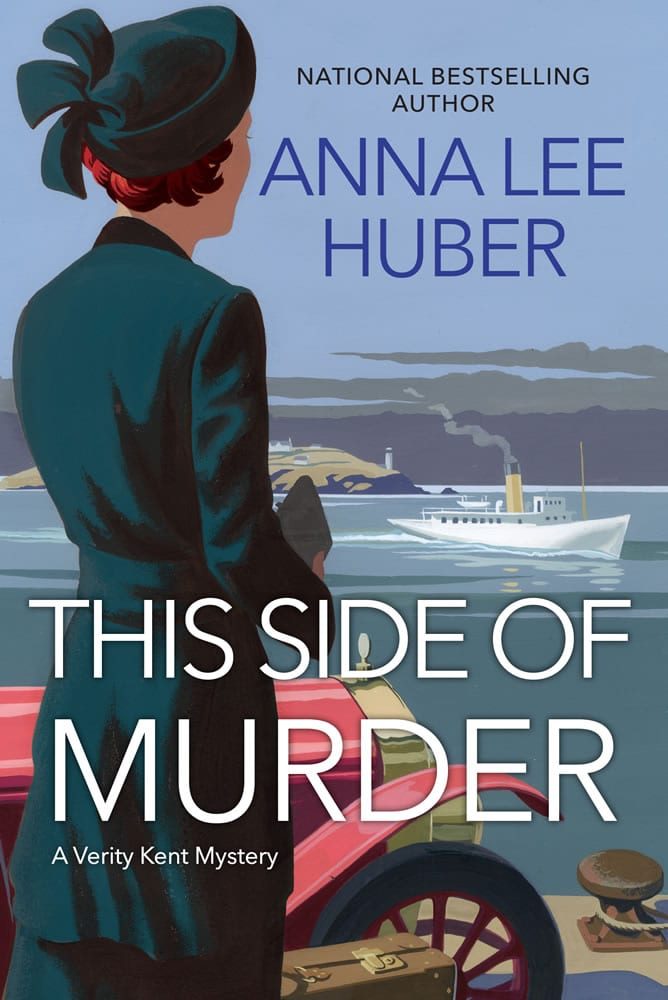 "#SpooktasticReads Book Review | ""This Side of Murder"" (#VerityKent Mysteries, No.1) by Anna Lee Huber Celebrating All Saint's Day with a delightfully sophisticated Cosy Historical Mystery!"