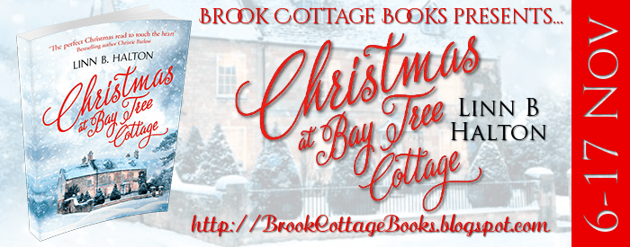 Christmas at Bay Tree Cottage blog tour via Brook Cottage Book Tours