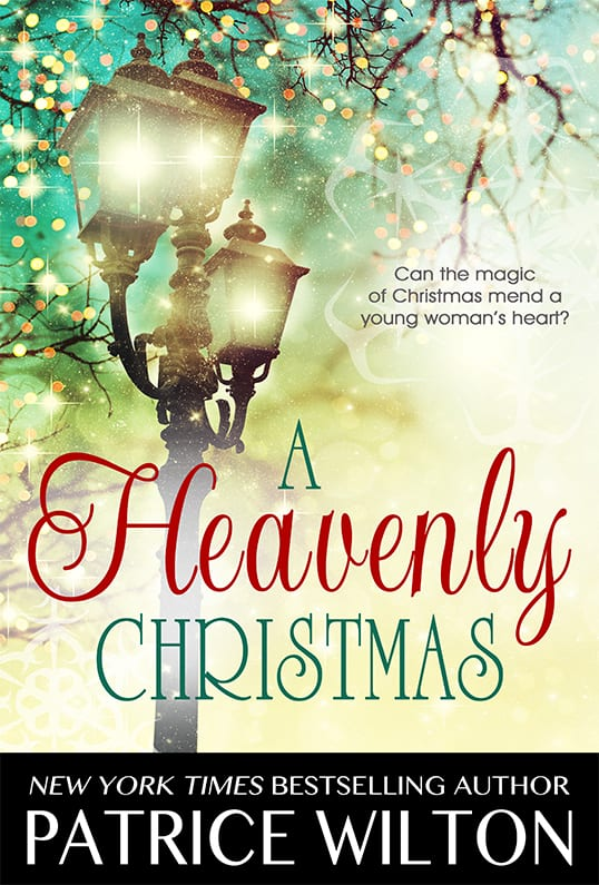 "Audiobook blog tour | ""A Heavenly Christmas"" by Patrice Wilton (narrated by Rita Page)"
