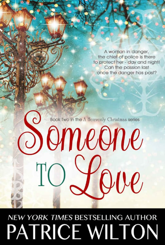 "Audiobook Spotlight | ""Someone to Love"" (Book 2 of the Heavenly Christmas series) by Patrice Wilton (narrated by Rita Page)"