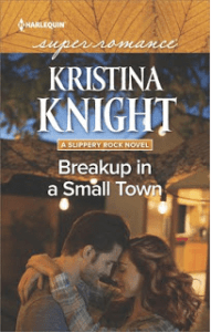 Breakup in a Small Town by Kristina Knight