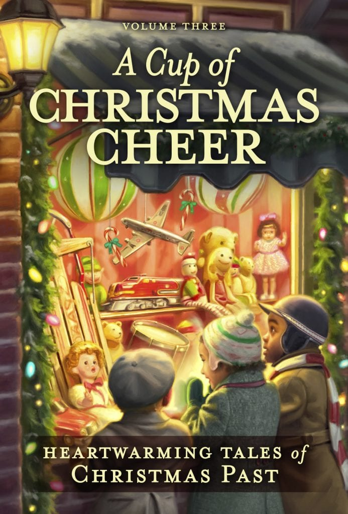 "#ChristmasReads Book Review | ""A Cup of Christmas Cheer"" a collection of Historical Short Stories (Vol. 3) by Guideposts Books (2014)"