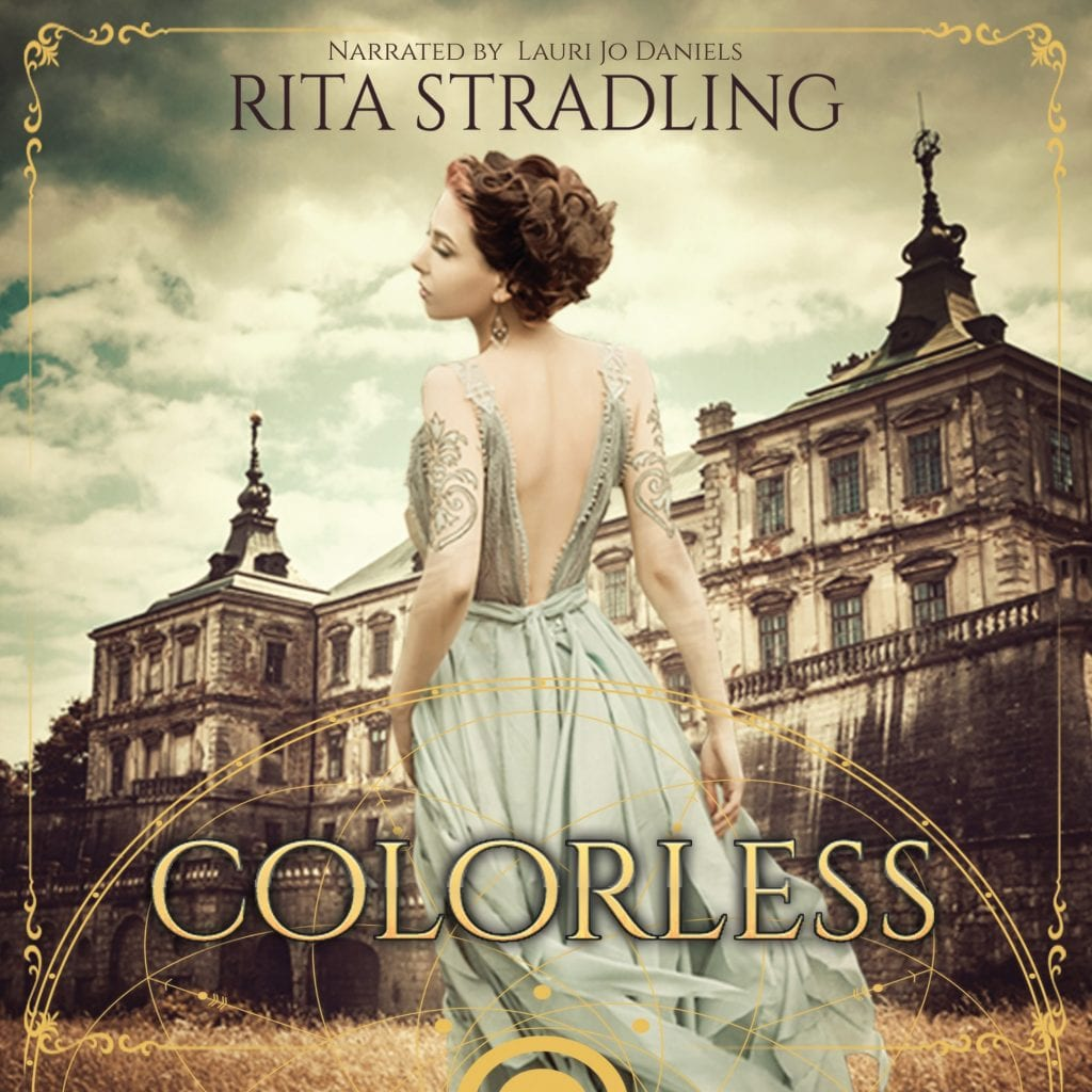 "Audiobook Spotlight | ""Colourless"" by Rita Stradling (narrated by  Lauri Jo Daniels)"