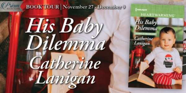 His Baby Dilemma blog tour via Prism Book Tours